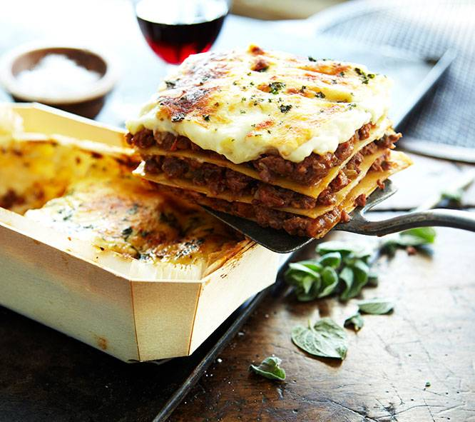 LASAGNE (FOR ONE)
