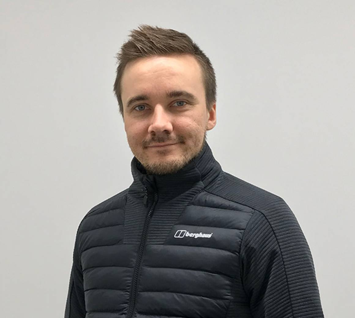 Jacek, Safety and Environment Manager